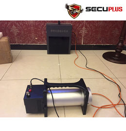 China SPX3025 Police X Ray Scanning Machine , Portable X Ray Scanner Easy To Move supplier