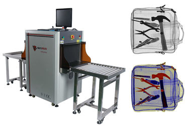 China Single Energy X Ray Baggage Security Inspection Scanner For Shopping Mall Check supplier