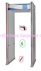 China Water proof Walk Through Metal Detector with 760mm inner size SPW-300C supplier