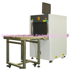 China 80KV Baggage Screening Equipment 5030A X Ray Baggage Scanner Small Tunnel supplier