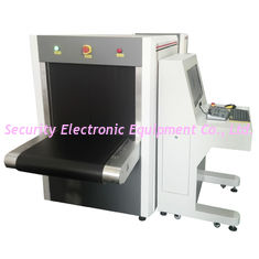 China X Ray Baggage And Parcel Inspection SPX-6550 with 160kv Generator For Bank Use supplier