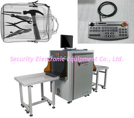 China 5030cm X ray Security Scanner  with 80KV single energy for Shoes inspection supplier