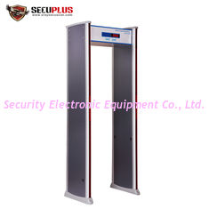 China LCD Display Metal Detector Gate supplier