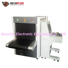 China SPX-6550 X ray Security Scanner windows 7 operation system for baggage check supplier