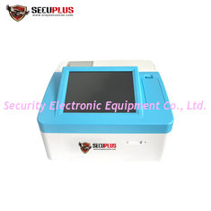 "China PIMS Desktop 10"" TFT Explosives Trace Detector With Printer supplier"