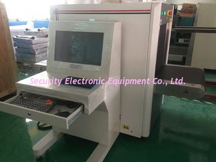 China Multi Language Baggage / Parcel Scanner Machine 160KV Reliable Performance supplier