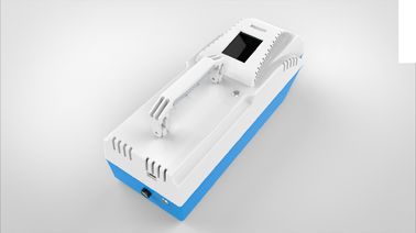 China Mobile Light Weight Explosives Detector Quick Detection Time For Baggage supplier