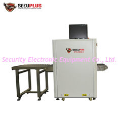 China 100KV Economical X Ray Baggage Scanner 500 * 300 MM Tunnel Size supplier