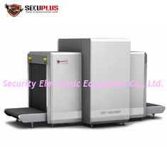 China Intelligent Luggage X Ray Machine Horizontal / Vertical View With Windows 7 Operation System supplier