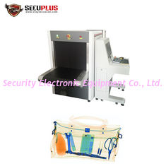 China 160KV X Ray Baggage Inspection System 35mm Steel Penetration For Hotel supplier
