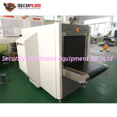 China 35mm Steel Penetration Airport Baggage Scanning Equipment With Two X Ray Generators supplier