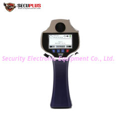 China Lightweight Portable Bomb Detector 3 Inch IPS Screen For Police / Army / Airport supplier