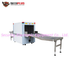 China Multilingual Baggage And Parcel Inspection , Airport Baggage Scanner With TIP Functions supplier