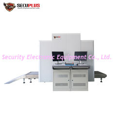 China Cargo / Freight X Ray Inspection Machine Security Screening Stainless Steel For Airport supplier