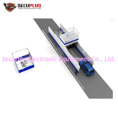 China Cargo Under Vehicle Surveillance System X- Ray Inspection To Check Contraband supplier