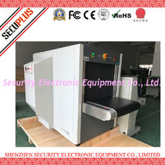 China Dual View Baggage And Parcel Inspection , X Ray Scanning Machine For Hotel supplier