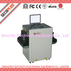 China Multi Energy X Ray Baggage Scanner Machine 50*30cm Size Windows 7 Operation System supplier