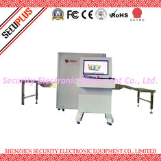 China High Precision X Ray Baggage Scanner Inspection System Small Parcel / Checkpoint Screening supplier