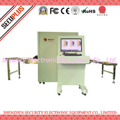 China Security Checkpoints X Ray Baggage Scanner For Government / Private Organisations supplier