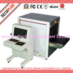 China Windows 7 Dual Energy X Ray Security Scanner 160KV With Tunnel Size 65*50CM supplier