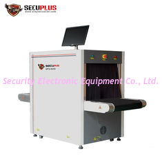 China Airport Security X Ray Scanning Machine 38mm Steel Penetration supplier