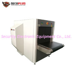 China Dual View X Ray Baggage Screening Equipment 40AWG Wire Resolution 0.22m/s Speed supplier