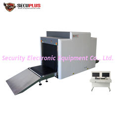China Large Size X Ray Baggage Scanner Machine 32mm Steel Penetration For Metro / Airport supplier