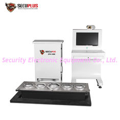 China IP67 Waterproof Under Vehicle Scanning System 4 LEDs For Under Bomb Inspection supplier