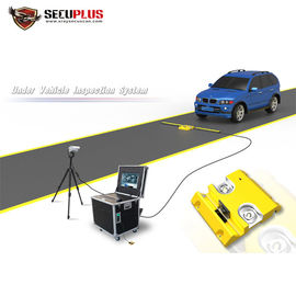 China Portable Under Vehicle Surveillance System , Under Vehicle Inspection Scanner 100w supplier