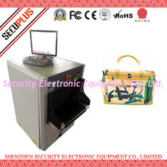 China SPX5030A Airport Baggage Scanning Equipment , X Ray Baggage Scanner 55db Noise Level supplier