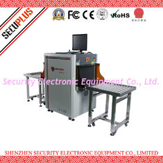 China High Level Scan Image Airport Baggage Scanner , SPX5030A X Ray Screening Machine supplier