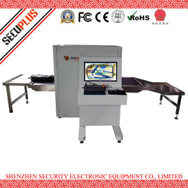China Hotel Check X Ray Security Scanner SPX6550 Baggage Bi - Direction Scanning supplier