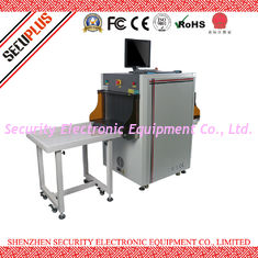 100KV Airport Security X Ray Machine , SPX5030C Baggage X Ray Scanner 0.22m/s