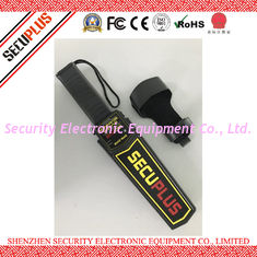 China SPM-2008 Hand Held Body Scanner , Portable Metal Detectors For Security Check supplier
