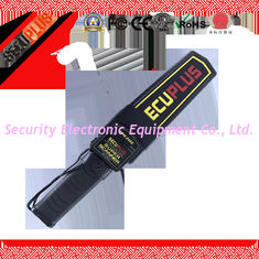China Metal SPM-2008 Hand Held Metal Detector Security Check Gun 1 Year Warranty supplier