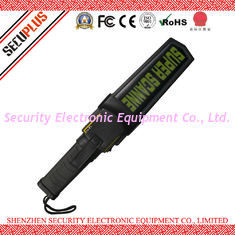 China MD3003B1 Hand Held Security Metal Detector Wand On / Off Switch With E Certification supplier