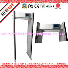 China 45 Zones Walk Through Security Metal Detectors DFMD SPW-300S With CE Approval supplier