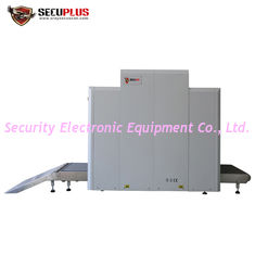 China multi-engergy  X ray security System/machine to check big luggages on warehouse supplier