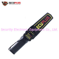 China High Sensitivity Hand Held Metal Detector, body scanner for Sporting Events supplier