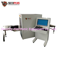 China X ray Security Scanner SPX-6550 Multi languages X Ray Baggage Scanner supplier