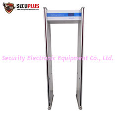 China Full body Walk Through metal detector SPW-300C Airport Archway metal detector supplier
