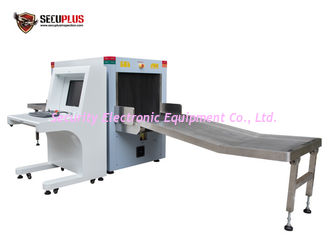 China Airport X-ray Baggage And Parcel Inspection SPX6040B Luggage Scanner 160KV supplier