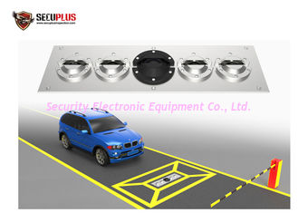China High quality fixed under vehicle inspection system used in airport manufacturer supplier