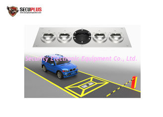 China IP67 Waterproof Fixed Type Under Vehicle Inspection System 4 Line NVR for Baggage supplier