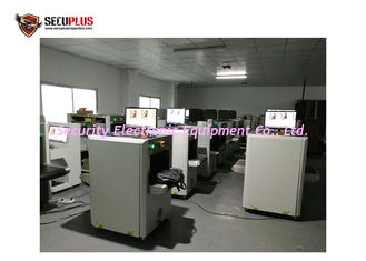 China Intelligent Luggage X Ray Machine SPX5030A For Prison / Office Buildings supplier