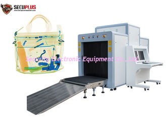 China SPX100100 X-ray Cargo Scanner for Station and Logistic Luggage X ray Machines supplier
