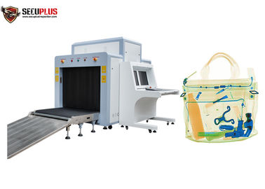 China CE ROHS FCC approval Luggage X Ray Machines SPX10080 X-ray Baggage Scanner supplier