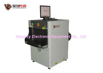 China Single energy X-ray Baggage Scanner SPX5030A Luggage X ray Machines smart system supplier