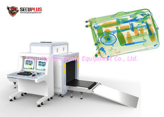 China X ray baggage scanner SPX8065 x-ray baggage scanner for Raliway Station Metro supplier