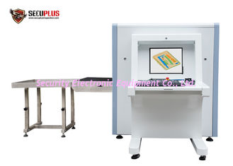 China X-Ray Baggage And Parcel Inspection Machine SPX6550 SECUPLUS X ray Scanner supplier
